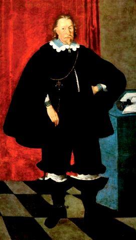 Портрет альбрыхта станислава